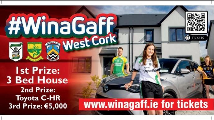 #WinaGaff West Cork